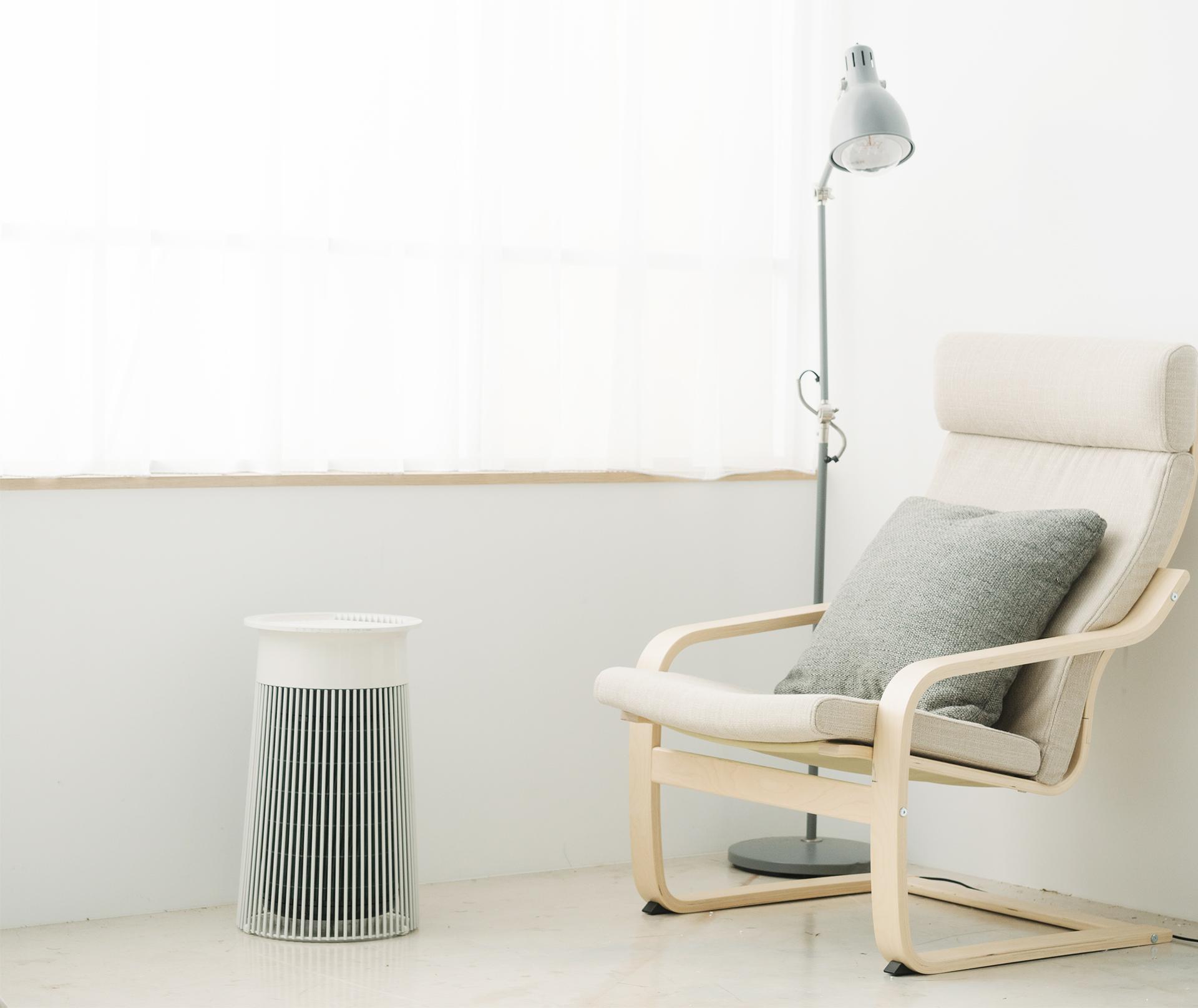 清淨,不需要有多餘的阻隔,成就一個安心、自在的寓所。