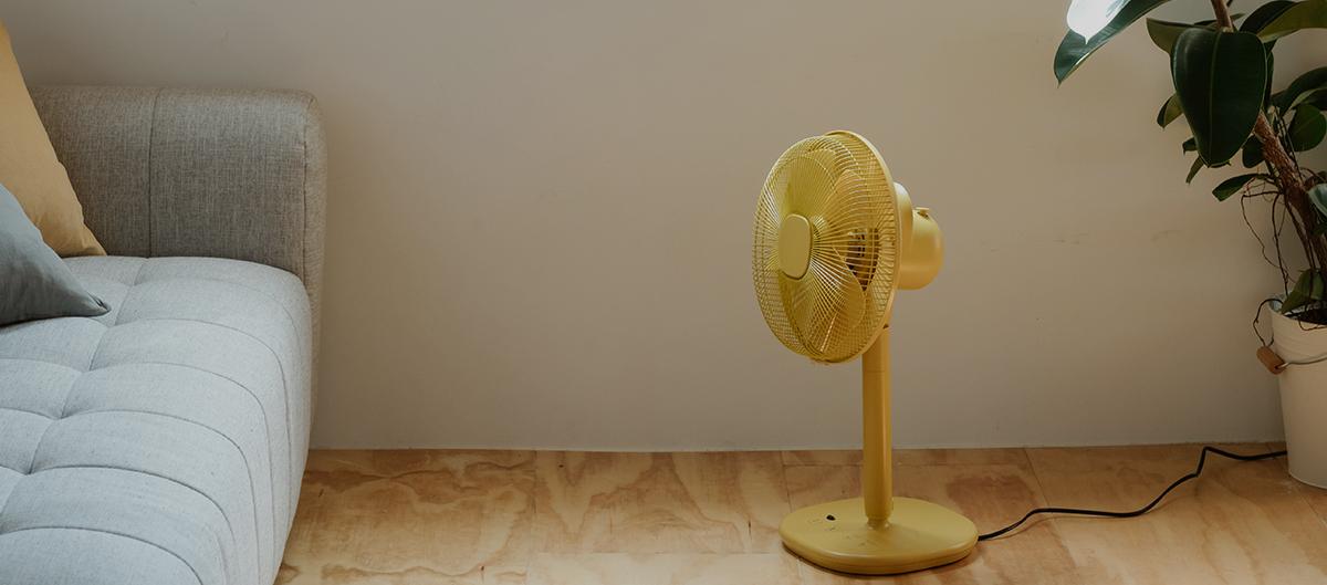 電風扇+XQS-D330循環扇