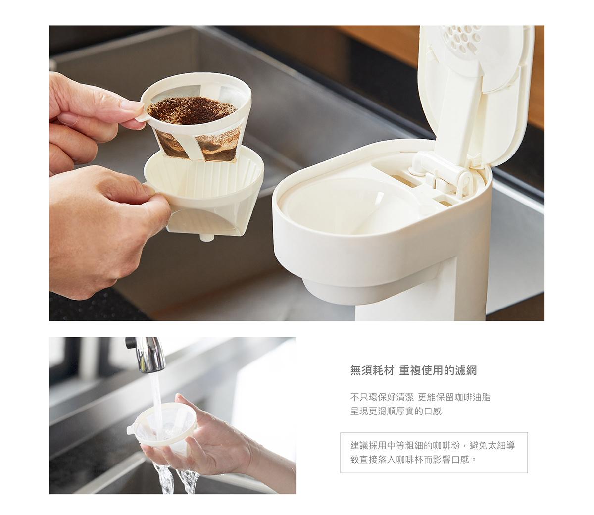 咖啡機濾網 兩入組
