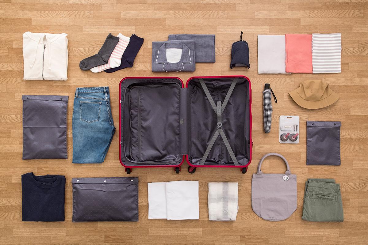 24吋56L行李箱(共三色)