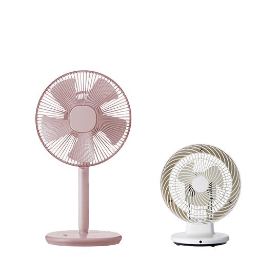 預購【下殺7折】XQS-Z710 電風扇+XQS-D330循環扇