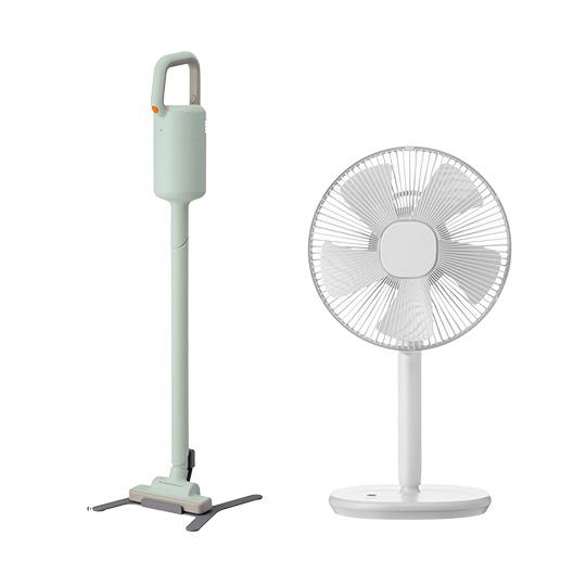 XJC-Y010 無線吸塵器(送遙控風扇)