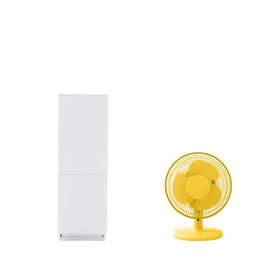 [官網限定] XQJ-C010 除濕機(送桌上型風扇)